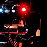 Live at Mercury Lounge, photo by Albert Cheung